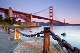 Sunrise at Fort Point Photographic Print by Photo by Mike Shaw