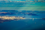 San Francisco Photographic Print by Hal Bergman Photography