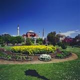Hagia Sophia Photographic Print by Johanna Huber