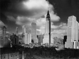 The Chrysler Building Photographic Print by Edwin Levick