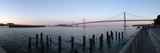 Bay Bridge Panorama Photographic Print by Photograph by Peter Guyan