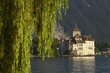 Chateau De Chillon on Lake Geneva, Montreux Photographic Print by Richard Taylor