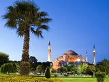 Hagia Sophia Photographic Print by Stefano Brozzi