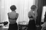 Getting Ready Photographic Print by Kurt Hutton