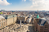 Dam Square, Amsterdam, Netherlands Photographic Print by Chris Hepburn