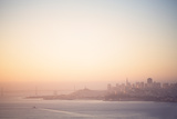 San Francisco in Morning Light Photographic Print by Malcolm MacGregor