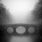 Bridge on Keizersgracht, Amsterdam, Netherlands Photographic Print by Cultura Travel/Alex Holland