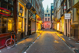 Red Light District, De Wallen, Amsterdam Photographic Print by Chris Hepburn