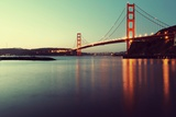 Golden Gate Bridge Photographic Print by Anindo Dey Photography