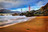 Golden Gate Photographic Print by Joshua Bozarth