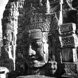 Angkor Thom, the Bayon Photographic Print by Huw Jones