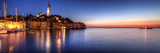 Rovinj Blue Hour Sunset / Istria, Croatia Photographic Print by Copyright NielsKristian Photography
