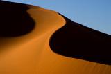 Erg Murzuq, Dunes Photographic Print by Aldo Pavan