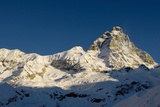 Cervino (Matterhorn), Valtournenche Photographic Print by Davide Erbetta