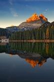 Misurina Lake, Cadore Photographic Print by Maurizio Rellini
