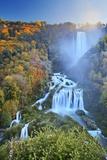 Marmore Falls, Umbria, Italy Photographic Print by Maurizio Rellini/SOPA RF