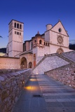 Assisi Photographic Print by Maurizio Rellini