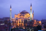 Hagia Sophia Photographic Print by Anna Serrano