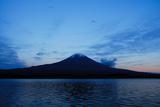 Mount Fuji of Autumn Photographic Print by  Takeshi.K