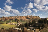 Panoramic View, Orvieto Photographic Print by Maurizio Rellini