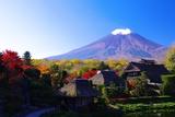 Fuji Mountain Photographic Print by  10472