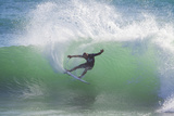 Hurley pro at Trestles Photographic Print by Kirstin Scholtz
