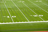Football Stadium, Cornell University, Ithaca, New York Photographic Print by Dennis Macdonald