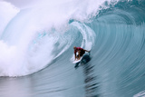 Billabong pro Tahiti Photographic Print by Will Hayden-Smith/ASP