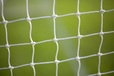 Soccer or Football Goal Netting. Photographic Print by Grant Faint