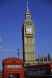Big Ben London England Photographic Print by  Purestock