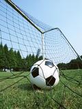 Fotball Fotografisk trykk av Datacraft Co Ltd