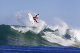 Hurley pro at Trestles Photographic Print by Sean Rowland
