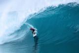 Billabong pro Tahiti Photographic Print by Will Hayden-Smith/ASP