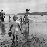 Scarborough Beach Photographic Print by Thurston Hopkins