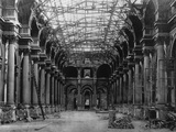 Ruined Louvre Photographic Print by Three Lions