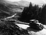 Country Road Photographic Print by Hulton Archive