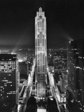 Rockefeller Center Photographic Print by George Enell