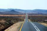 Desert Road Photographic Print by  bah69