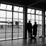 Lydd Airport Reproduction photographique par Peter Rogers