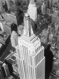Empire State Photographic Print by General Photographic Agency