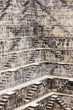 The Giant Step Well of Abhaneri in Rajasthan State in India Posters by  OSTILL