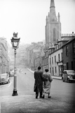 Rothesay Road Photographic Print by John Murray