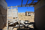 The Ghost City in Kolmanskop Photographic Print by  watchtheworld
