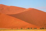 Sossusvlei Dunes Photographic Print by  watchtheworld