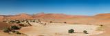 Panorama of the Sossusvlei Desert Pan Photographic Print by  Circumnavigation