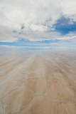 Salar De Uyuni, Salt Lake in Bolivia Prints by  javarman