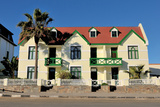 German Architecture in Swakopmund, Namibia Fotoprint van Grobler du Preez