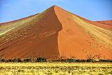 Vast Orange Dune at Sossusvlei Namib Naukluft Park Namibia Africa Photographic Print by  photogallet