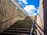Staircase from Underground Photographic Print by  talsen