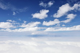 Salar De Uyuni, Salt Flat in Bolivia - Biggest Salt Lak in the World Photographic Print by  zanskar